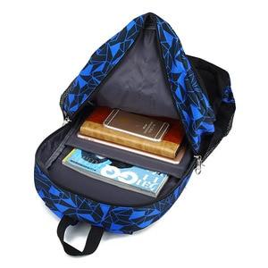 Image 4 - Школьный рюкзак для подростков со съемными детскими школьными сумками с 2/6 колесами и лестницами для мальчиков и девочек, школьный рюкзак на колесиках, сумка для багажа и книг