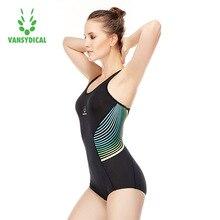 2018 Sexy One Piece Swimsuit Women Swimwear Bodysuit streamline effect Beachwear Bathing Suit Professional Monokini Swimsuit
