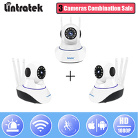 Surveillance IP WiFi Camera Mini Security wi fi HD 1080P Camera Wireless Home CCTV PTZ Camera Baby Monitor Babyphone IP Cam#45