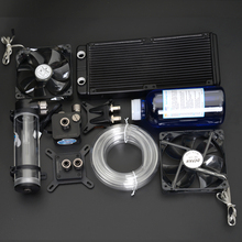 Syscooling computer cooling water system liquid cooling kit for CPU GPU цена