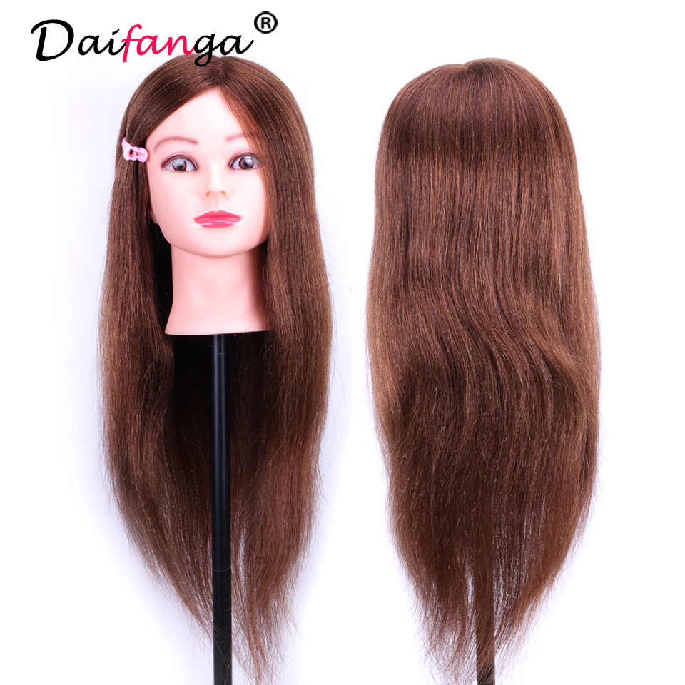 24 Mannequin Head Hair For Professional Style Salon Use Hairdressing Doll Heads Professional