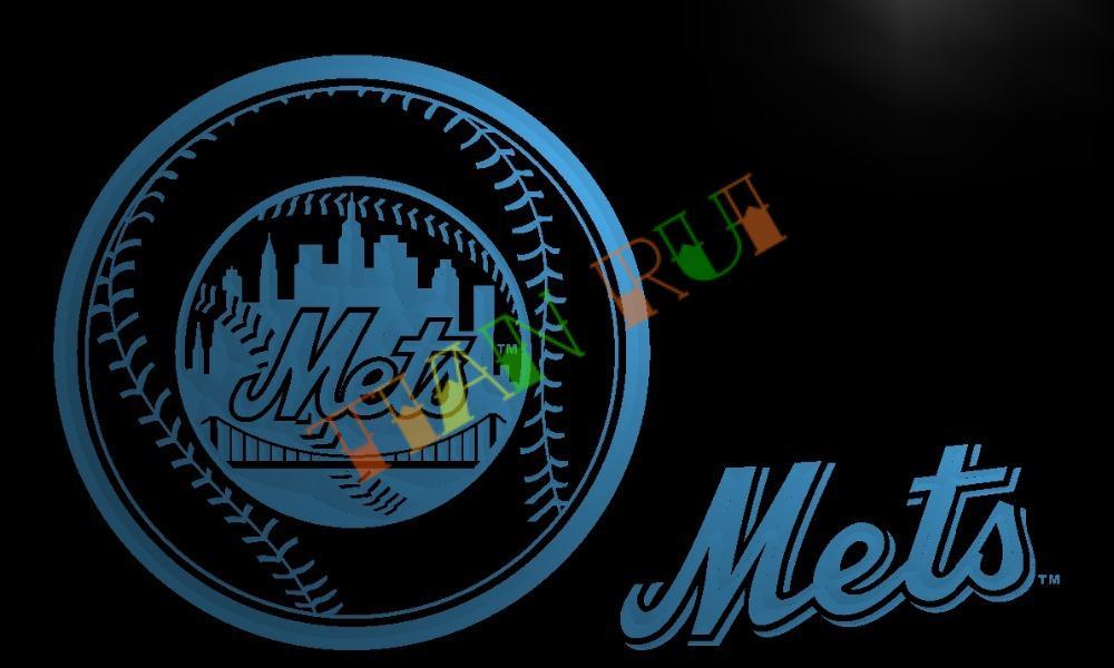 La274 New York Mets Led Neon Light Sign Home Decor Craftsin Rhaliexpress: Mets Home Decor At Home Improvement Advice