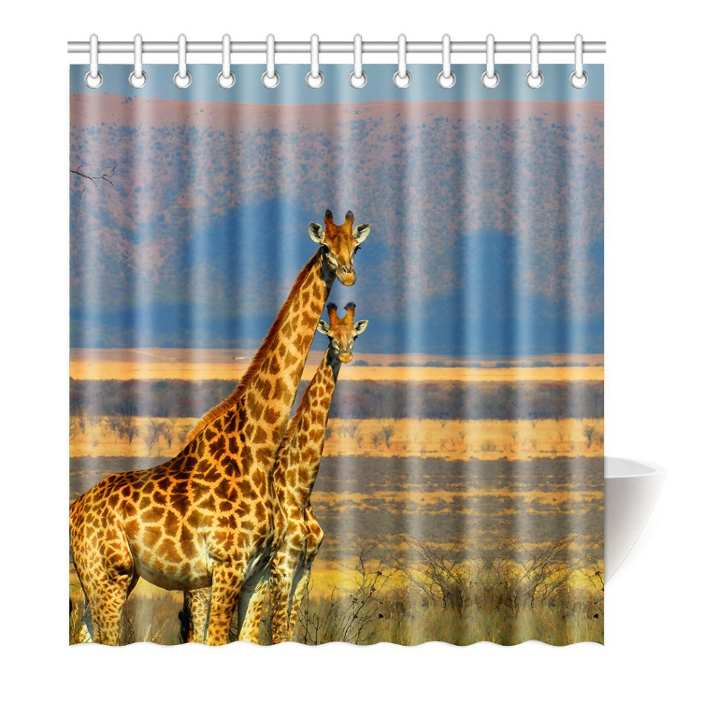 popular african print shower curtains-buy cheap african print