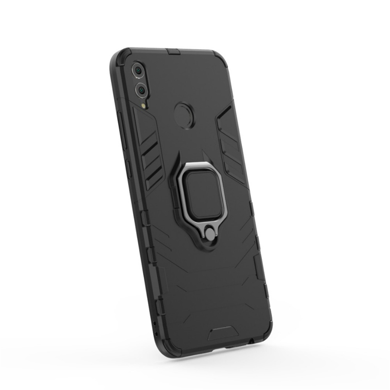For Huawei Honor 8X Case Huawei Honor 8X Cover 6.5 Magnetic Finger Ring Car Holder Armor Back Cover For Huawei Honor 8X Coque (5)