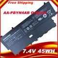 Nueva batería original genuina para samsung ultrabook np530u3c np530u3b aa-pbyn4ab