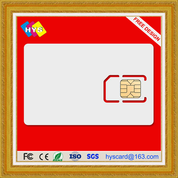 PVC Plastic blank cards ,smart card chip,rfid card 125 supply image