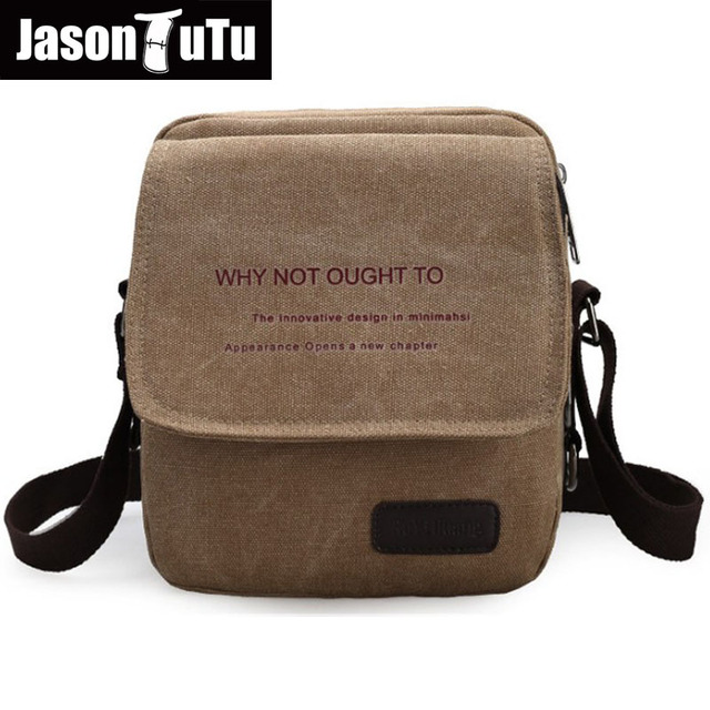 c3ccbe7405ce Aliexpress Hot sale man bags canvas crossbody small shoulder bags for men  messenger bags Casual Travel purse Dropshipping B742