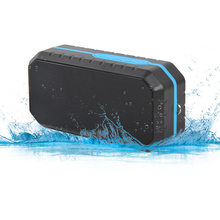 Indigogo F3-D Bluetooth-Speakers Waterproof Portable Wireless speaker for computer supprot TF card,USB,Radio,for laptop tablet
