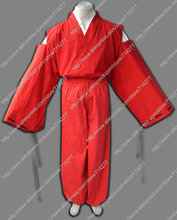 Free shipping Custom cheap Inuyasha Cosplay Costume from Inuyasha