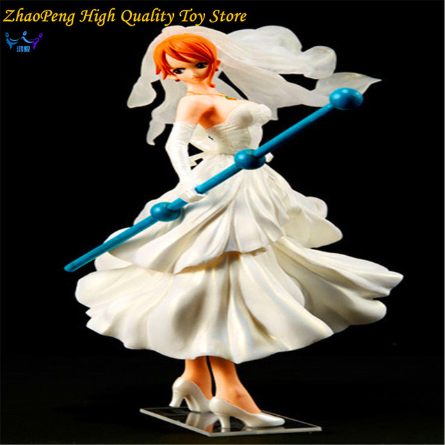 One Piece Anime Nami Hot Toy