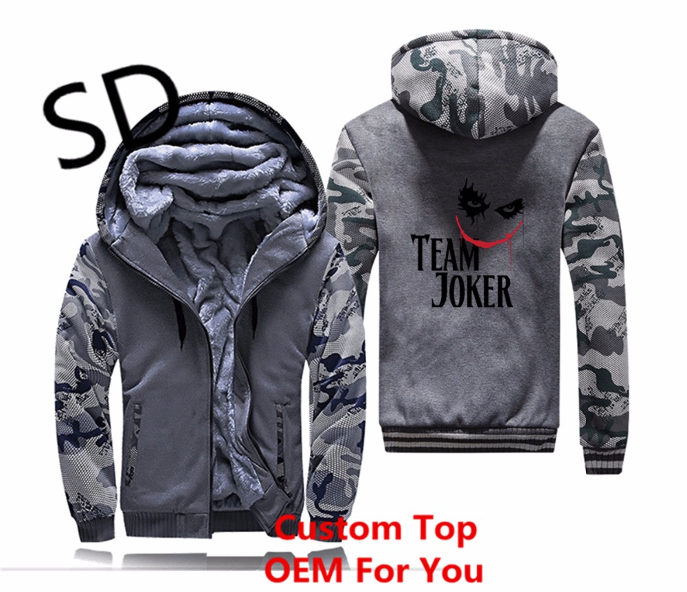 Heavy 4xl Gray Sweat Hoodies Équipe Dropshipping Streetwear Capuchon Suicide Manteau 3d Blue À Joker Tops Metal Glissière Hommes Gray dark navy x1SwnnB8q6