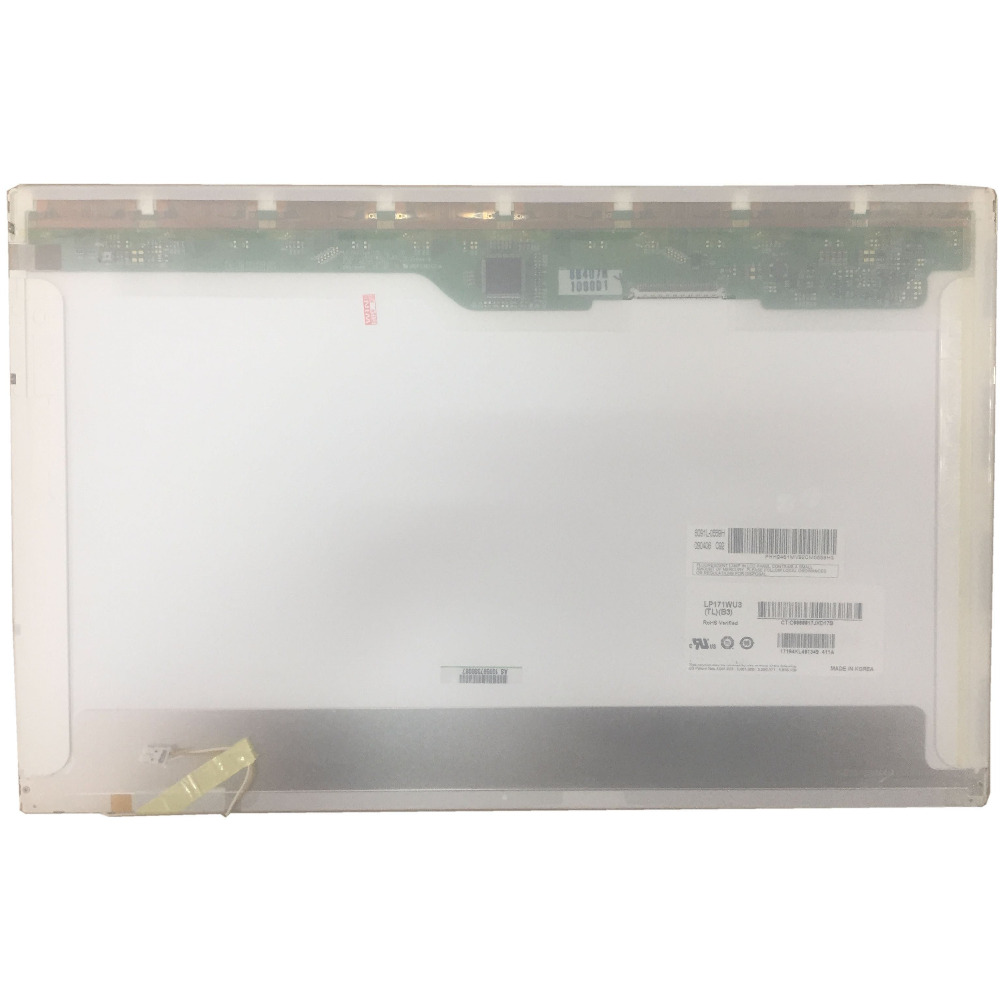 LALAWIN LP171WU3 TLB3 TLA1 TLA3 fit B170UW01 1 LP171WU1 CCFL 30 Pin LCD Display SCREEN Panel LED 1920*1200LALAWIN LP171WU3 TLB3 TLA1 TLA3 fit B170UW01 1 LP171WU1 CCFL 30 Pin LCD Display SCREEN Panel LED 1920*1200