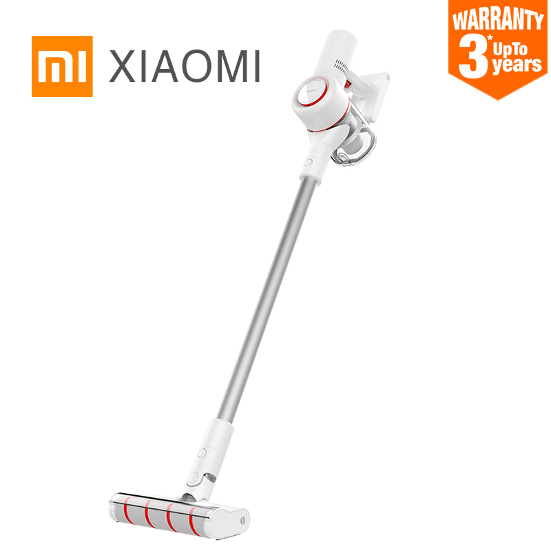 2019 xiaomi dreame v9 handheld vacuum cleaner for home car household wireless cordless stick. Black Bedroom Furniture Sets. Home Design Ideas