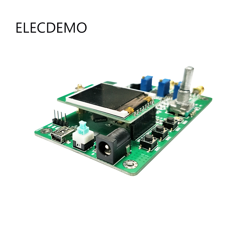 Image 3 - AD9850 module DDS function signal generator Send program Compatible with 9851 Sweep Function TFT color LCD Function demo board-in Demo Board Accessories from Computer & Office