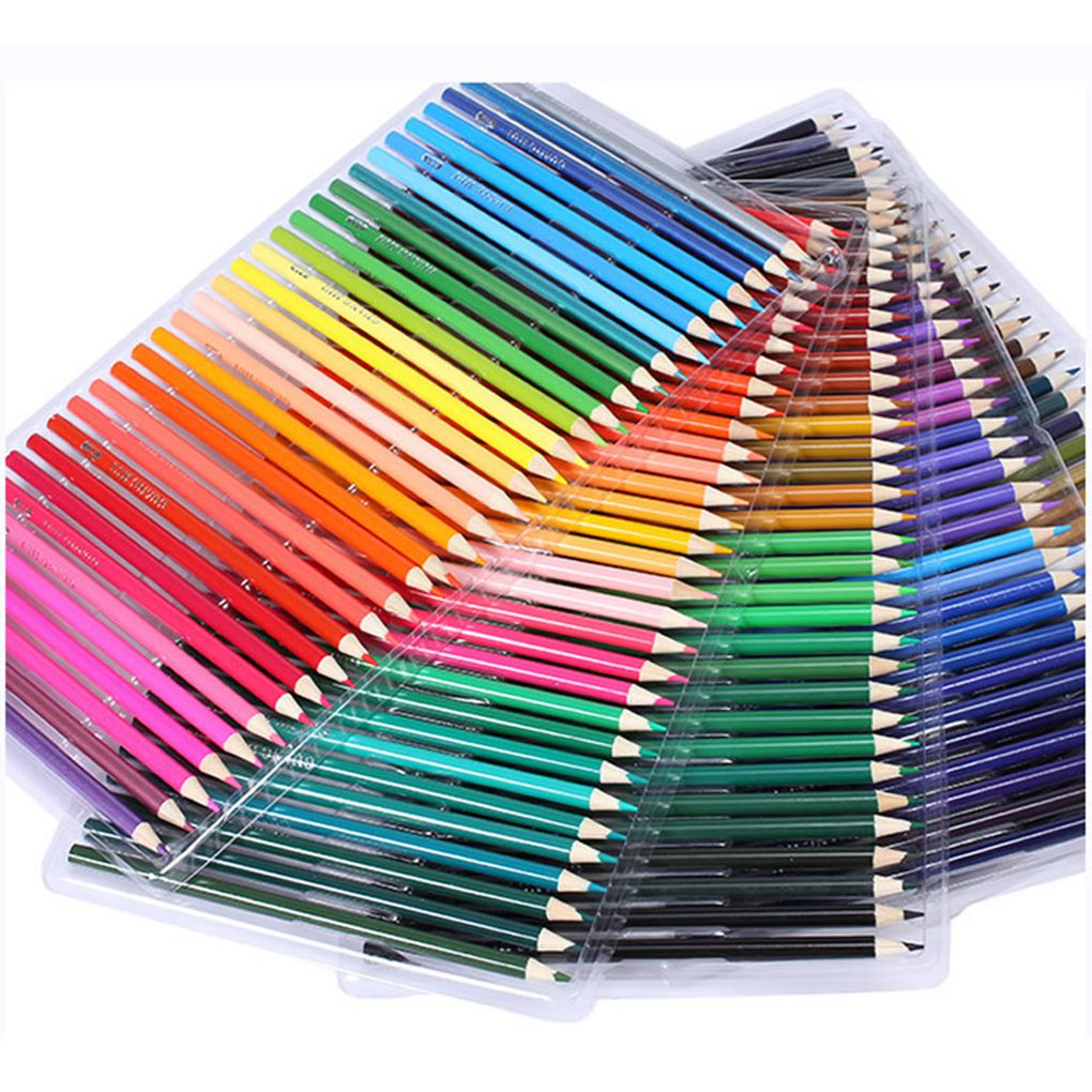 160pcs Colors professional Oily Color Pencils lapices de for Coloured Drawing160pcs Colors professional Oily Color Pencils lapices de for Coloured Drawing
