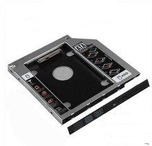 Для DELL Inspiron 15R N5010 M5010 второго жесткого диска DVD, Оптический Bay чехол 12,7 мм
