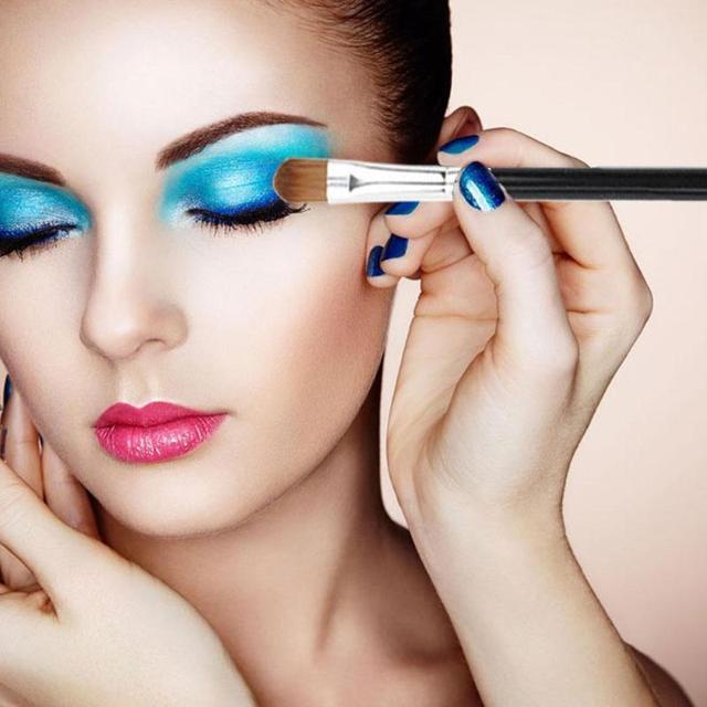 1/3Pcs Makeup Brush Cosmetic Brushes Kabuki Face Nose Brushes Concealer Foundation Eyebrow Eyeliner Blush Powder Makeup Tool 2