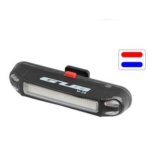 GUB Bicycle Light 2 Colors Lamp 6 Models Led Bike Light USB Rechargeable Outdoor Cycling Rail Light Bike Accessories(China)
