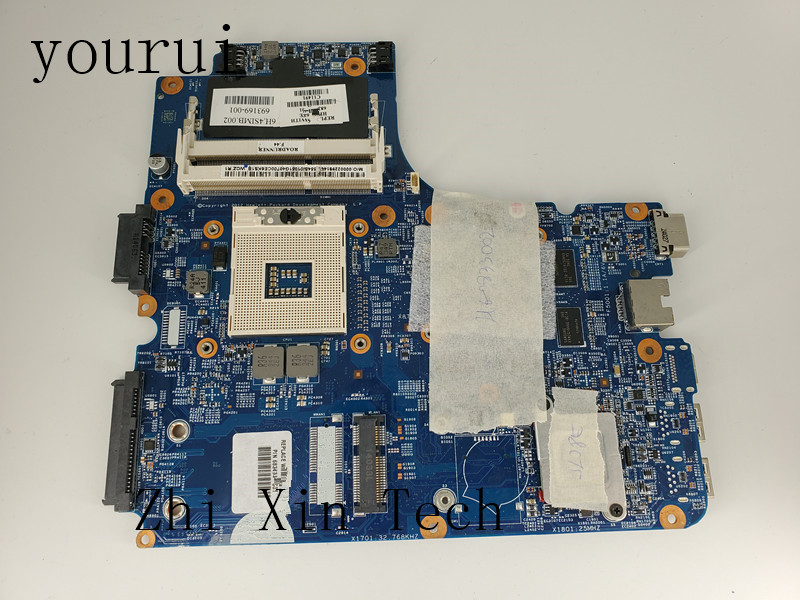 683494-001 683494-501 683494-601 HP 4740S 4540S system motherboard