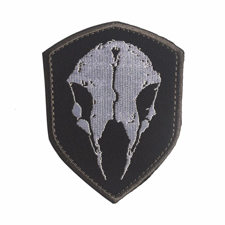All the Survivors Blocked SHD Tactical Military Patches Badges for Clothes Clothing