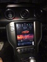 ZWNVA Tesla Style Screen Newest Android 6 0 64 2GB Car DVD Player GPS Navigation Radio