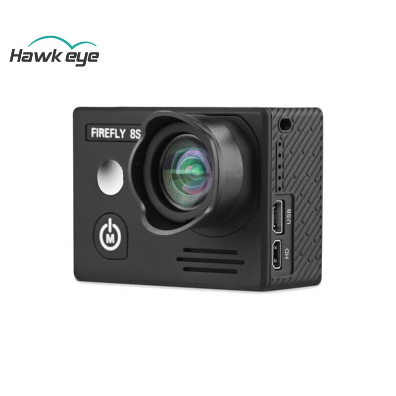 Hawkeye Firefly 8S 4K 90 Degree FOV HD Visual Angle WIFI Action Sports Waterproof Diving Camera Cam VS for Runcam EKEN SJCAM