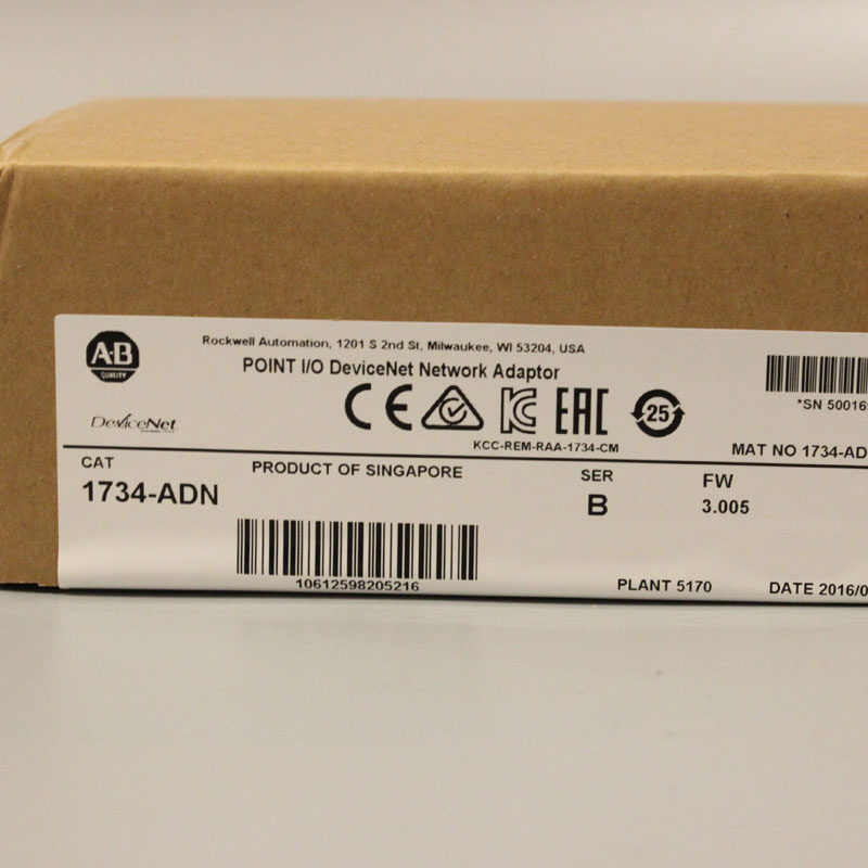 1734 ADN 1734ADN PLC Controller New Have in stock
