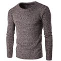 Sweater Men 2017 Brand  Pullover Sweater Male O-Neck Keep Warm Slim Fit Knitting Mens Sweaters Man Pullover Men XXL Good