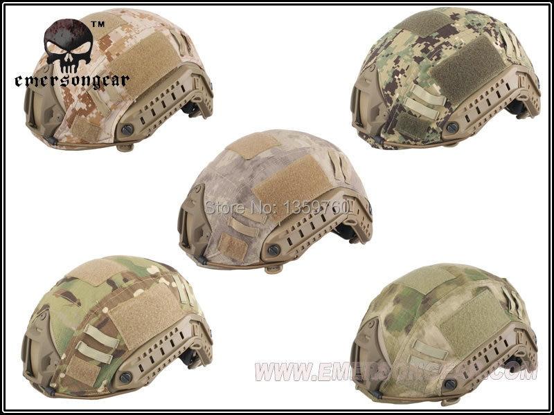 Prix pour EMERSON FAST Helmet Cover 6 Sortes de colo casque accessoires livraison Gratuite