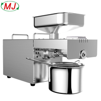 Hot Selling small sunflower oil pressing machines from China