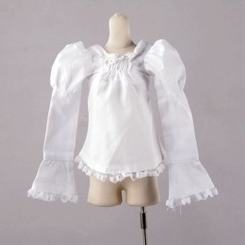 [Wamami] 51 # белая одежда рубашка 1/3 SD DOD БЖД Dollfie
