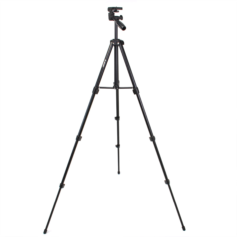 SVBONY Tripod Professional Portable Travel Aluminum 54.3 Tripod for Photo Monocular Spot ...