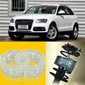 2 шт. супер мощный передний амортизатор катушки пружинная Подушка буфер для Audi Q5