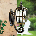 European Outdoor Waterproof Wall lamp Wall Light Roman wall Lamp sconce Used in Courtyard Garden Terrace  +Free shipping!