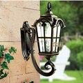 Europeu lâmpada de Parede lâmpada de Parede Impermeável Ao Ar Livre Lâmpada de parede arandela Luz Roman Usado em Jardim Do Pátio Terraço + Frete grátis!