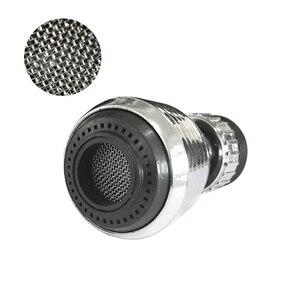 Image 4 - 360 dönen mutfak musluk memesi adaptörü banyo musluk aksesuarları filtre püskürtücüler musluk su tasarruf cihazı ev gereçleri