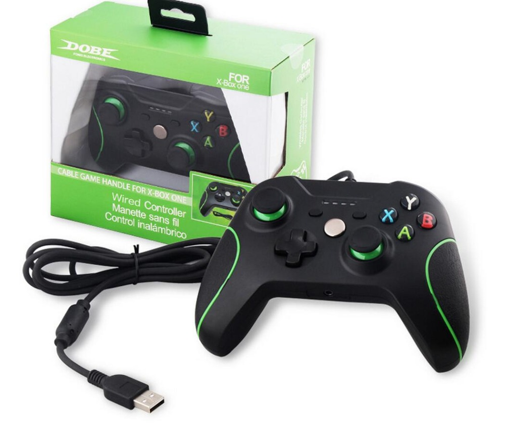 New Wired USB Controller Gamepad For Microsoft Xbox One Controller For Xbox One For Windows PC
