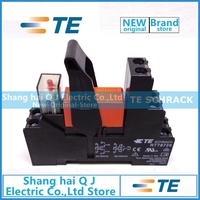 TE SCHRACK RT314024+RT78726+EM18 1CO 16A 24VDC relay Brand new and original