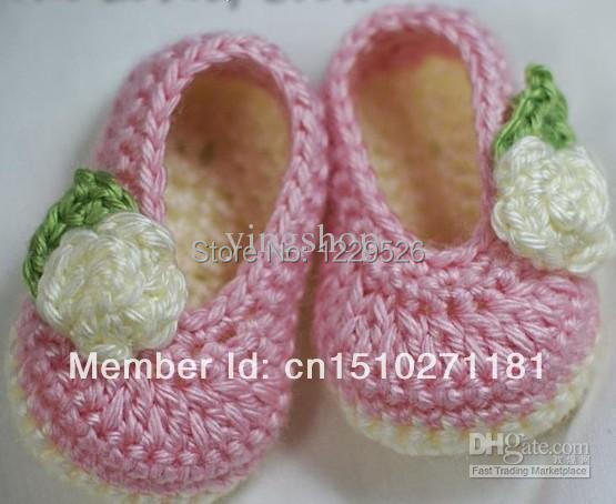 Compare Prices on Handmade Crochet Baby Shoes- Online Shopping/Buy ...