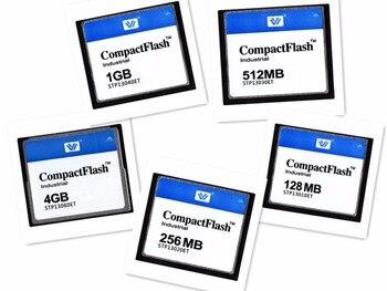 High Quality!!!  128MB 256MB 512MB 1GB 2GB 4GB Industrial CF card Compact Flash I Memory Card