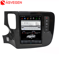 Asvegen Vertical Screen 10.4 inch Android 6.0 Quad Core Car DVD Multimedia Player Radio For MITSUBISHI OUTLANDER GPS Navigation