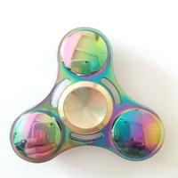 Fidget Spinner EEIEER Hand Spinner High Speed R188 Bearing Titanium Alloy Toys Anxiety Stress Adults Kid