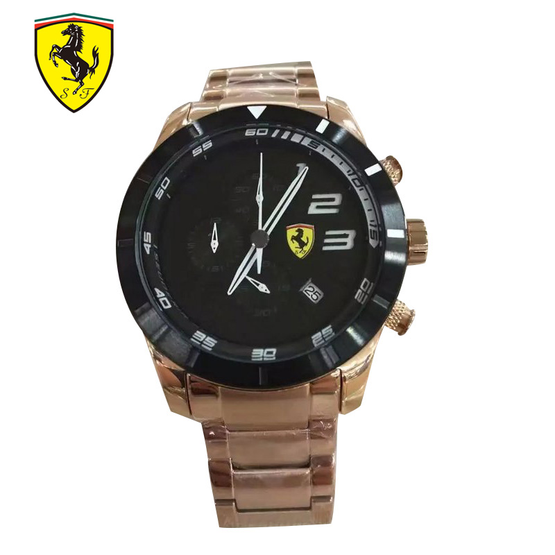 FERRARI Brands Classic Business Men Watches Fashion Casual Luxury - Relojes para hombres - foto 4