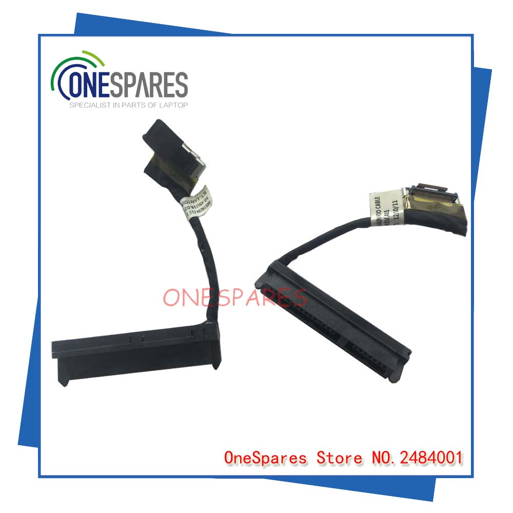 Original Laptop CLS 17 HDD CABLE for HP DV7-7000 dV6-7027NR HDD interface connector 50.4SU16.021 storage cable