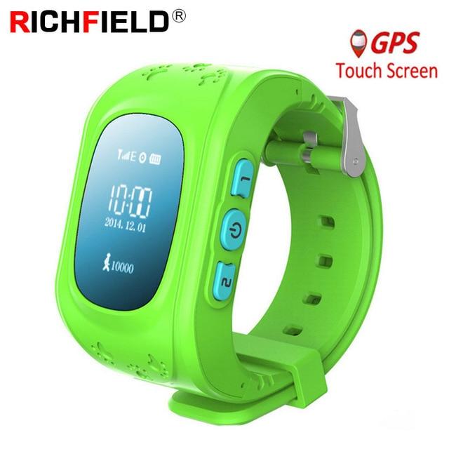 Q50 Relógio Inteligente Relógio Crianças GPS Crianças Telefone Bebê Relógios Monitor de Chamada SOS Localizador Rastreador Anti Perdido Alarme PK q90 Q02