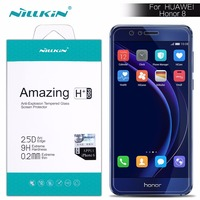 For Honor 8 Screen Protector Nillkin Amazing H PRO Tempered Glass For Huawei Honor 8 For
