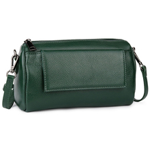купить New Arrivals Ladies Shoulder Bag Female Genuine Leather Messenger Bag Brand Design Elegant Small Tote 2019 Women Cross-body Bags дешево