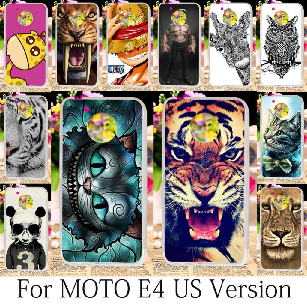 TAOYUNXI Cases For Motorola Moto E4 USA Motorola Moto