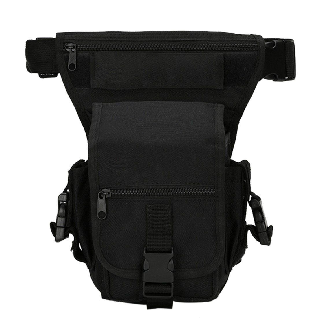 купить Drop Shipping Hot 6 Color Bags Multi-Purpose Detachable Bags Military Drop Leg Waist Bag Thigh Pack Waist Belt Bag For Men Teen недорого