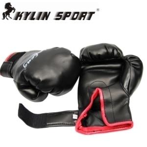 doprava zdarma pravé rukavice pro dospělé odstavce fitness rukavice bojové tréninkové rukavice